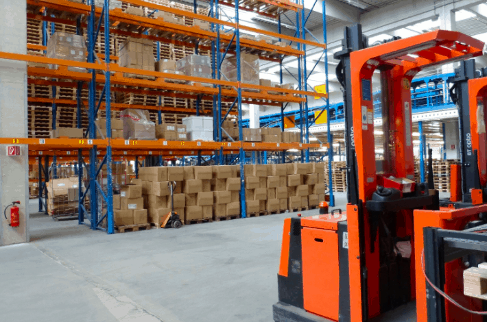 Bookkeeping in a factory