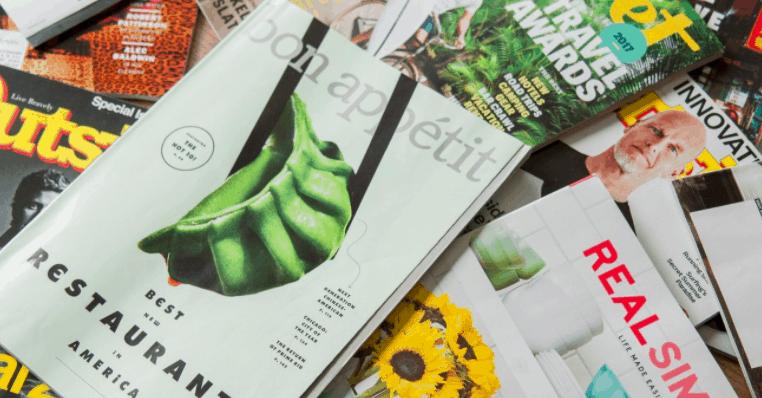 Magazine company's are shutting down