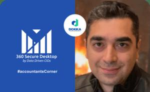 Hossein Dadkhah from DataDrivenCIOs