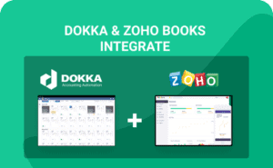 DOKKA Zoho Books Integration