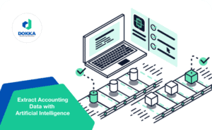 Extract Accounting Data with Artificial Intelligence AI