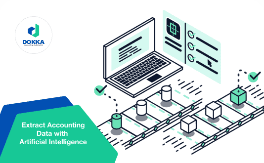 Extract Accounting Data with Artificial Intelligence
