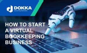 Start Virtual Bookkeeping Business