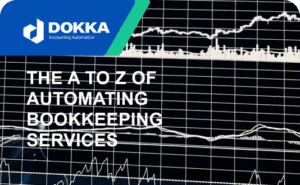 Bookkeeping is becoming automated