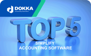 Top 5 points to Simplify Accounting Software