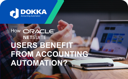 Oracle Netsuite User Benefits