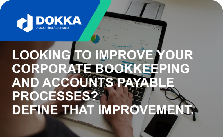 Improve with accounting software